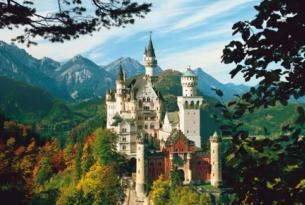 Alemania (Baviera) y Austria a tu aire en coche de alquiler