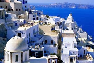 Grecia y las Islas del Egeo a tu aire en coche de alquiler