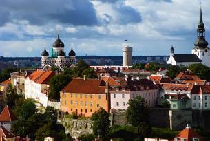 Finlandia y Estonia en coche de alquiler a tu aire