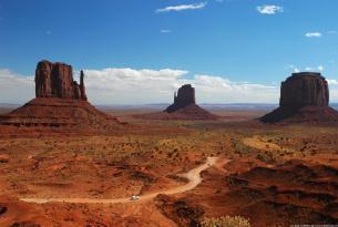 Estados Unidos: California y el Medio Oeste a tu aire en coche de alquiler