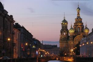 Rusia: Moscú i San Petersburgo a tu aire en tren