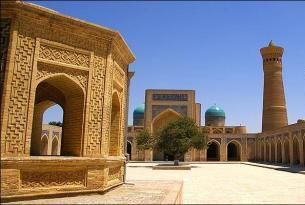 Uzbekistán en privado con visitas guiadas