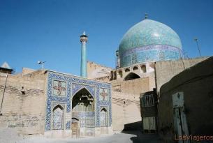 Irán: la Persia legendaria