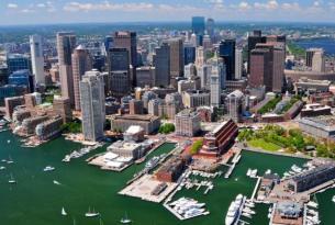Estados Unidos: Nueva Inglaterra a tu aire en coche de alquiler