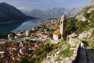Croacia, Montenegro y Bosnia: la gran ruta de los Balcanes a tu aire en coche de alquiler