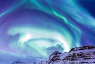 Auroras Boreales y Aguas Termales (5 días)