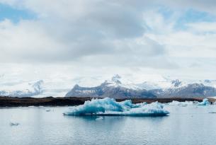 Auroras boreales en Islandia (confort)