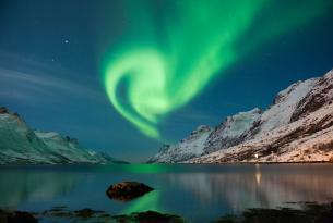 Auroras Boreales en Lofoten y Tromso