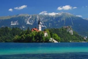 Eslovenia con guía privado desde Trieste