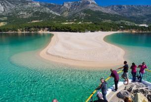 8 días en islas de Croacia en crucero o velero (a partir de semana santa)