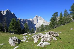 Eslovenia: Senderismo por los Alpes Julianos (nivel medio)