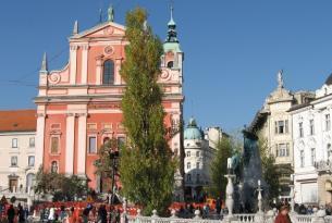 Senderismo por los Alpes Julianos con las perlas culturales de Eslovenia