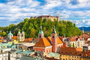 Balcanes al máximo: gran tour por Eslovenia, Croacia, Montenegro, Bosnia y Serbia