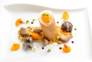 Exquisitos detalles gastronómicos de Eslovenia