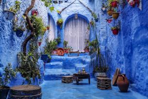 Norte de Marruecos en Privado -Tánger, Asilah, Chauen, Tetuán
