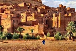 Marrakech y desierto Zagora Express