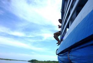 Eco-aventura en Brasil: navegando el Amazonas