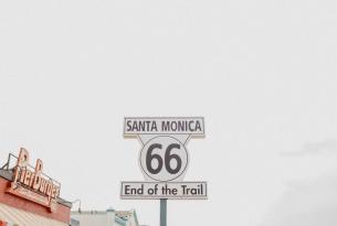 EEUU - Ruta 66 por libre en coche