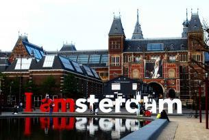 Ámsterdam, Bruselas y Amberes