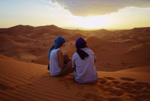 El mejor viaje a Marrakech, Garganta de Dadès, desierto, Meknez, Fez y la ciudad azul de Chaouen