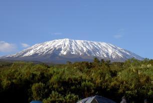 Tanzania: Trekking del Kilimanjaro (Ruta Rongai)