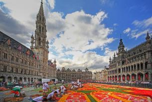 Bruselas: capital de Bélgica y visita a Brujas