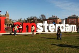 Escapada a Ámsterdam: el encanto de los canales