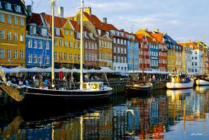 Escapada a Copenhague: reina de Dinamarca