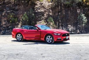Estados Unidos: la mítica Ruta 66 en Ford Mustang