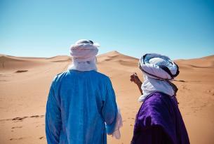 Marrakech y el Desierto en privado y con transporte en 4 x 4