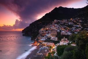 Italia: Nápoles, Pompeya, Capri y Sorrento y la Costa Amalfitana (5 días)