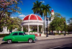 Cuba en grupo La Habana, Cienfuegos, Varadero y Trinidad