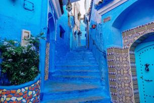 Lo más atractivo de Marruecos: Asilah, Rabat, Casablanca, Marrakech, Garganta de Dadès, Desierto, Fez, Meknez y Chaouen