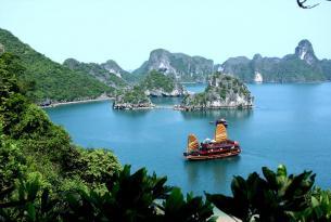 Vietnam: deseos de Saigón en grupo