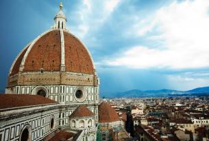 Italia: El sol de La Toscana