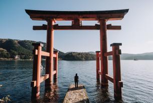 Templos Orientales de Japón a tu aire