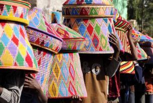 De norte a sur de Etiopía en grupo