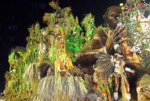 Carnavales en Brasil: diversión danza y música