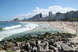 Ruta de las emociones de Brasil