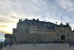 Fin de semana en Escocia