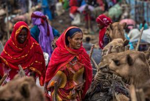 Etiopía Semana Santa