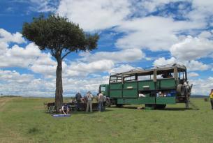 Kenya Aventura Especial Navidad