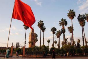 Marruecos, a los pies del Atlas