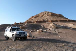 Egipto, Desierto Blanco, 11 días