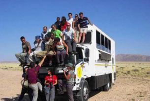 Explora Namibia Clásico