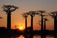Madagascar desde el aire