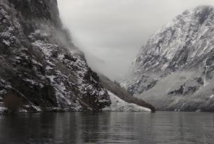 Invierno en los fiordos: Bergen, tren de Flam y crucero por el fiordo