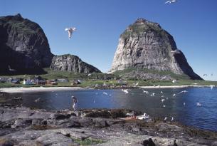 Norte de Noruega y sus Islas: Senja, Lofoten y Vesteralen.