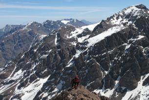 Alto Atlás: Cuatromiles en el macizo del Toubkal (4.167 m)