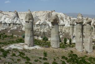 Senderismo en Turquía: Capadocia y Montes Taurus